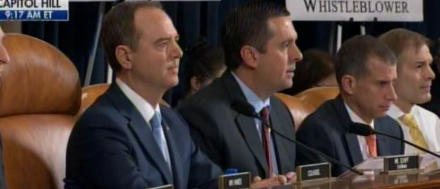 """DEVIN NUNES DESTROYS SCHIFF in Opening Statement – """"How Is It Possible for Chairman to Block Questions on a Person He Claims Not to Know?"""" (VIDEO)"""
