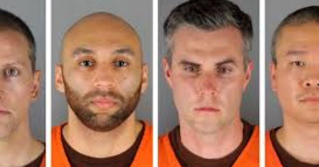 Where It All Began: Minneapolis Falters As Trial Of Officer Who Killed George Floyd Begins