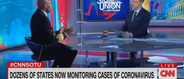 Tapper Gets SCHOOLED By Surgeon General on White House Virus Response