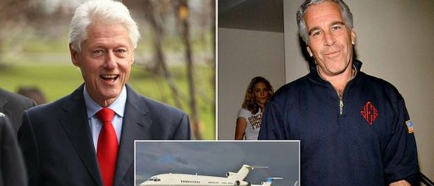 WHOA! Pervert Jeffrey Epstein Flew Clintons to Orgy Island – Robert Mueller Was Involved, Let Them Off