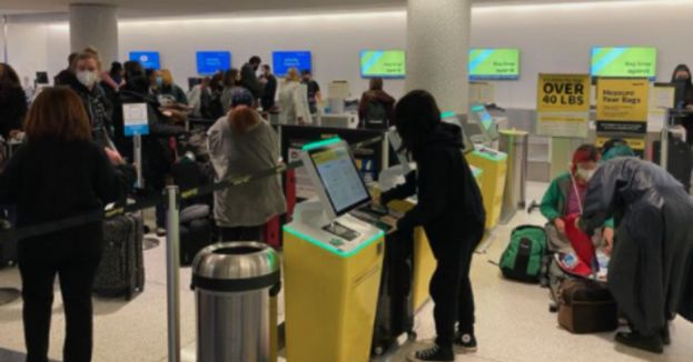 Spirit Airlines Just Screwed Over Tens Of Thousands Of Travelers