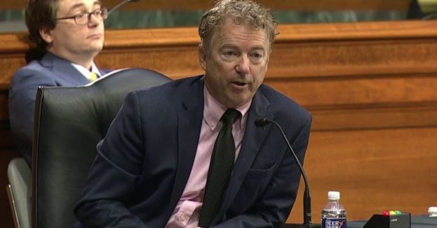 Shaming Fauci: Did Rand Paul Just Expose A Secret America Has Kept From Public? - (Video)