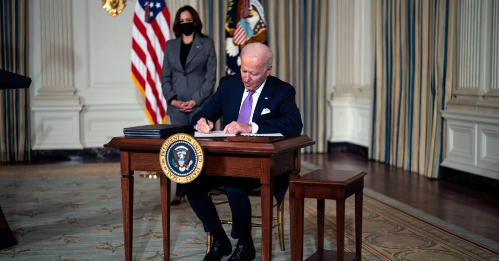 What Does It Say When The White House Itself Boasts About Working To Limit Biden's Powers?