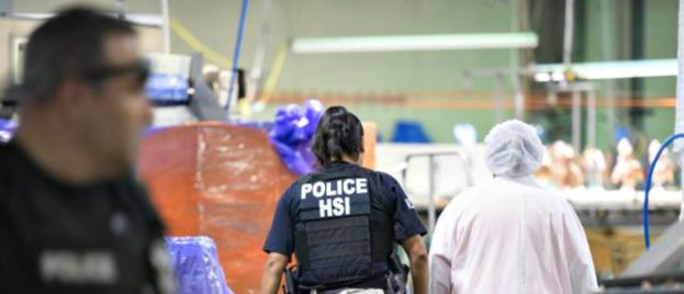 ICE Arrests 680 Illegal Aliens in Largest Single-State Raid in U.S. History