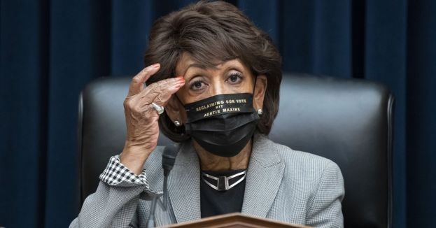 Waters Pushed For The CDC To Ignore Supreme Court Verdict