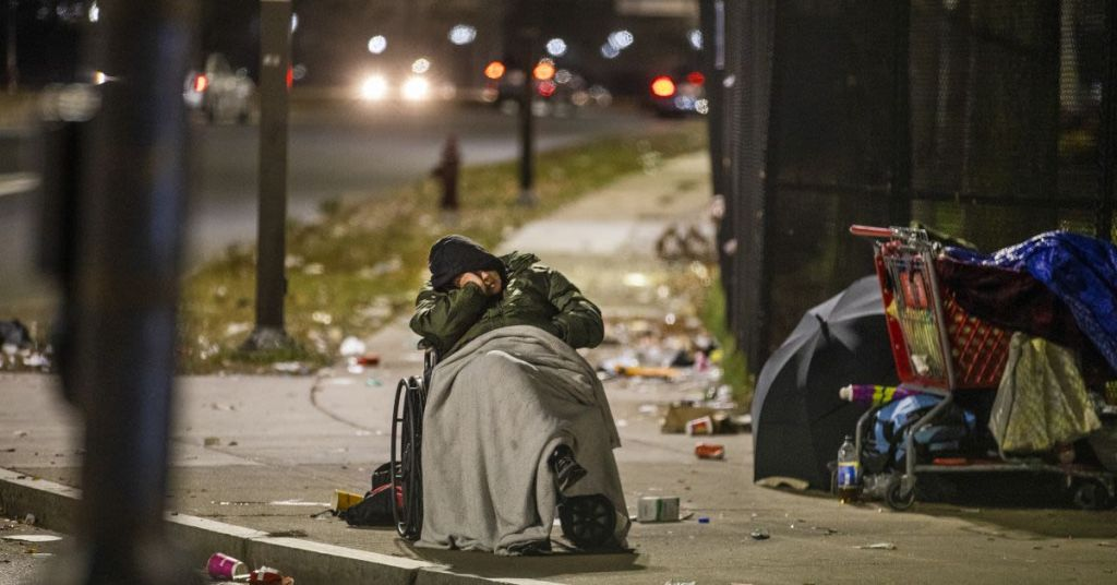 California Acting Like A Twisted Version Of Robin Hood With New Homeless Bills