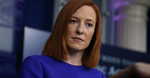 The End Of Psaki Draws A Lot Of Questions