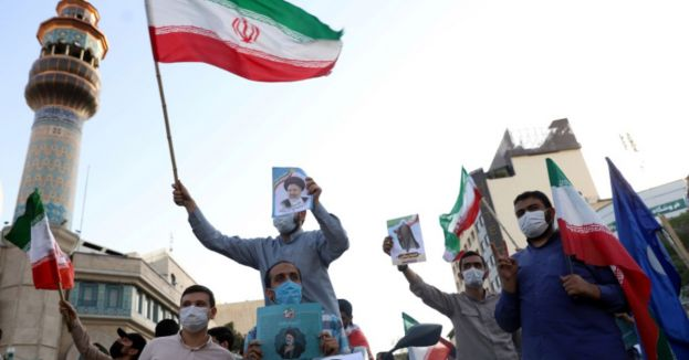 Sparks of Democracy Fly In The Tense Air Of Iran