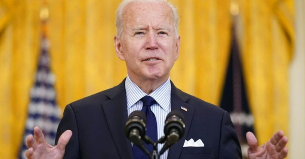 As Jobs Report Massively Disappoints, Biden Quotes Irrelevant Stats To Explain Why It Didn't