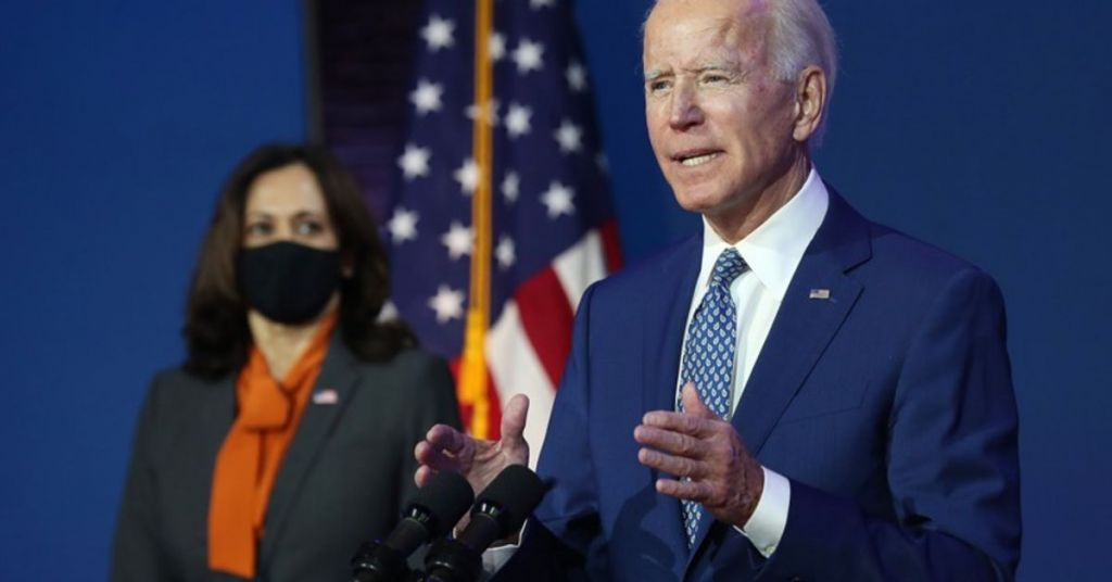 Will He Cave? Biden Sworn In And Immediately Becomes The Target Of Progressive Pressure