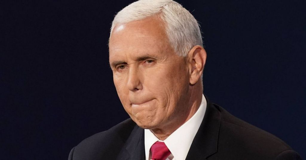 'Waste Of The People's Time' : Pence Slams Back At Pelosi After Vote To 'Ask' Him To Invoke 25th