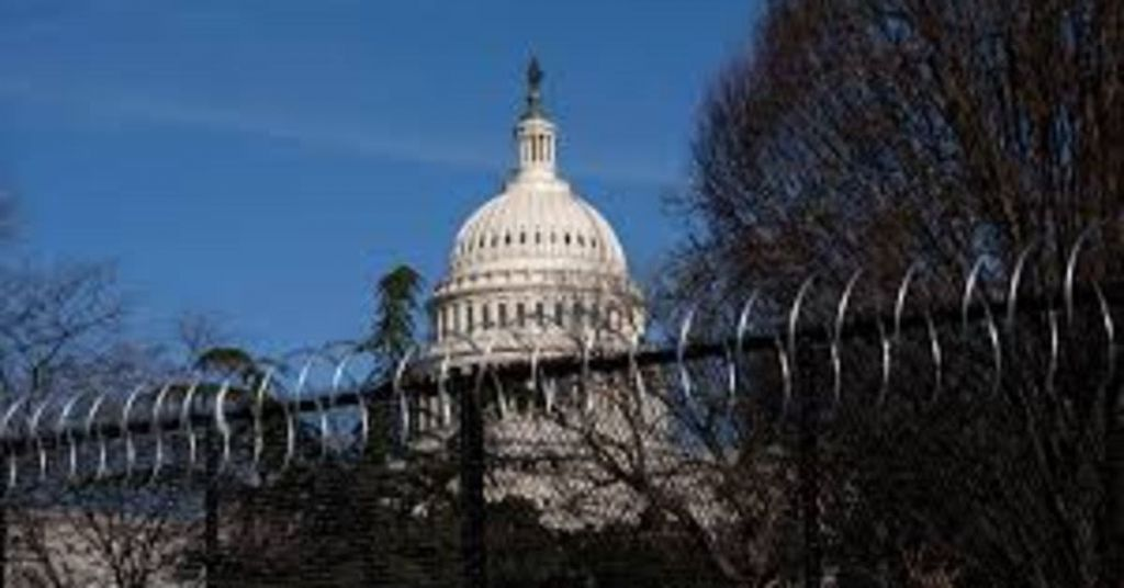This Is Not What Freedom Looks Like: DC Lockdown Expected To Be 'The New Normal'