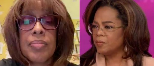 Oprah breaks down, reveals Gayle King is 'not doing well' after getting death threats over Kobe Bryant clip
