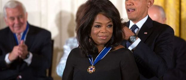 From The Mouth Of Billionaires: Oprah Says 'White People' Holding Others Back Financially