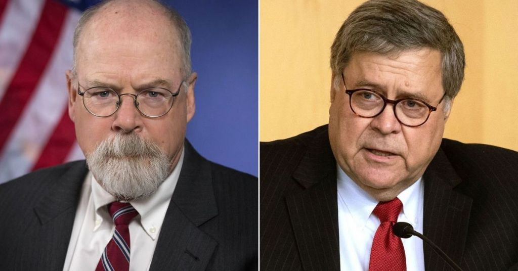 Durham Investigation Moving Ahead 'Full Steam', Report To Haunt Dems For 'Years To Come'