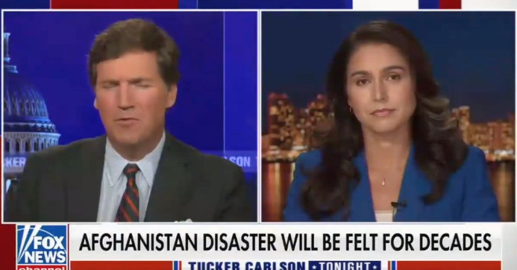 Tulsi Is Back & On The Attack, Demands Joe Be Held Accountable