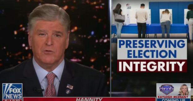 Watch: Hannity Has Actual Poll Workers, Dem & Rep, Who Filed Fraud Reports That Were Ignored