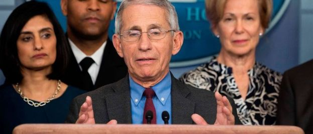 Dr. Fauci Busts Media's Anti-Trump Narrative With This Prescription