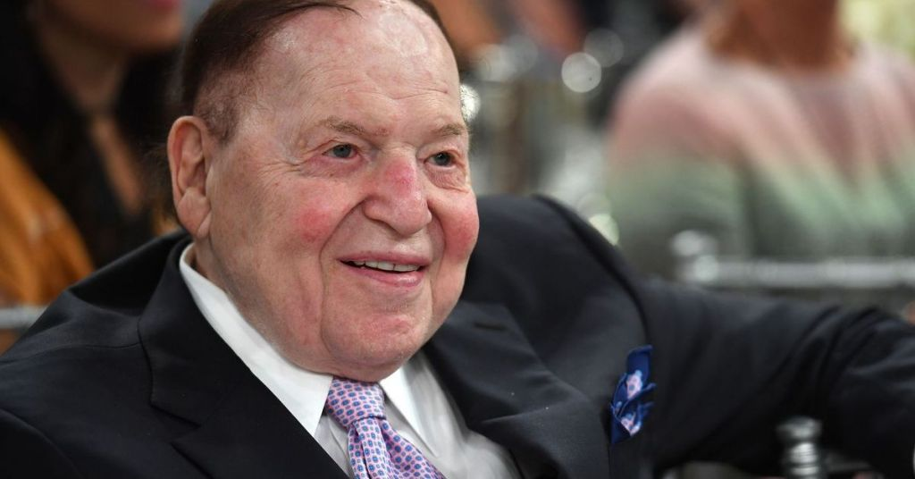 Watch: Sheldon Adelson Dies, Media And Democrats Cannot Even Be Civil