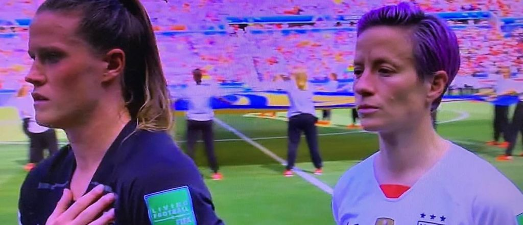 Major Surprise With US Soccer Final Viewership Thanks to Rapinoe, Far Left National Team