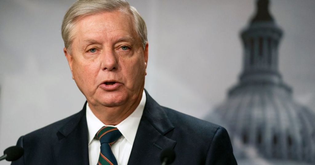 Lindsey Graham Accuses Biden Of Playing Race Card In Georgia - Did He?