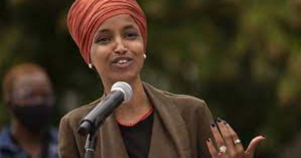 Watch: The Ilhan Omar Straw That Finally Broke The Democrats' Back