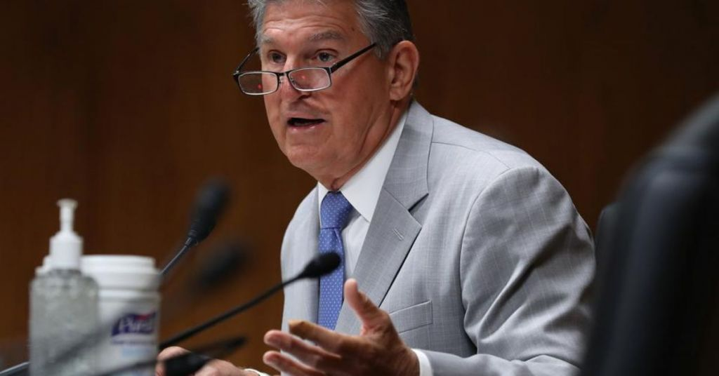 Delusional: Joe Manchin Rails Against Pelosi's Desire To Pack The Court, Says Dems Won't Support