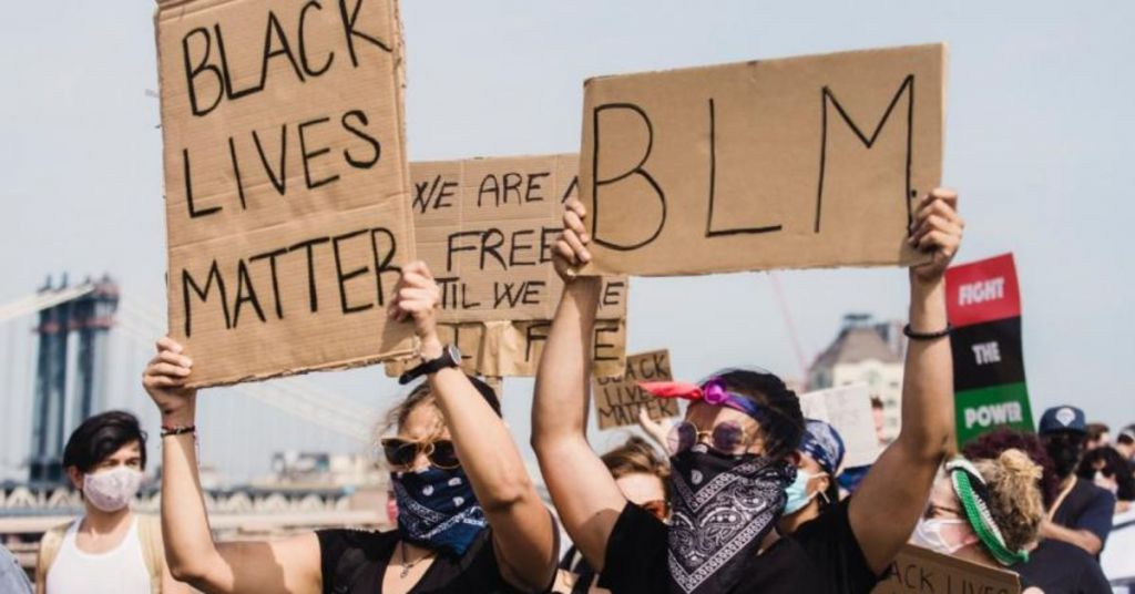 BLM Activists To Be Reimbursed For Being Banned From Capitol