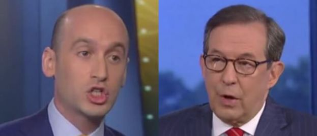 Chris Wallace Gets Owned After Accusing Trump Of Racism, Defending Squad