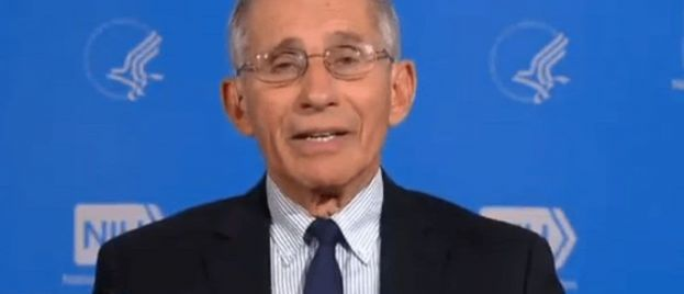 Dr. Fauci: President Trump's Travel Ban Is What May Save This Country From Becoming Italy