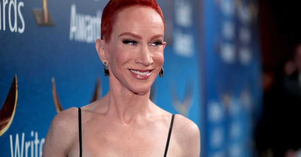 Liberal Nutjob Kathy Griffin Re-Posts 'Decapitated Trump Head', Twitter Refuses To Censor