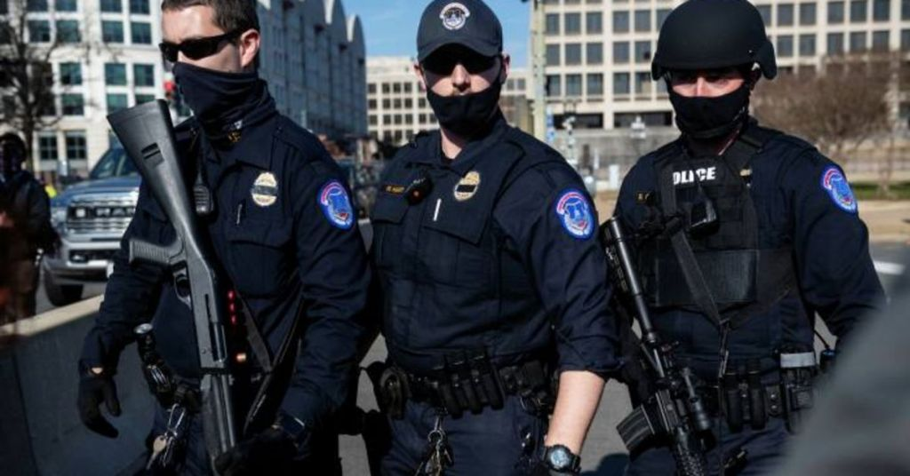'Substantial Evidence': FBI Issues Grim Warning For Inauguration Week That Covers All 50 States