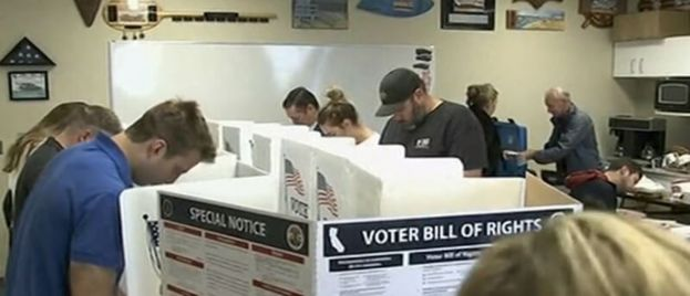 California Voters Being Registered As Incorrect Party Could Disproportionately Affect Republicans