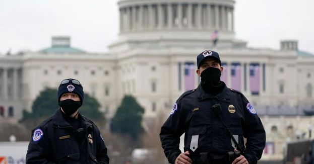 Capitol Fallout: There Won't Be Any Police To Defund If Democrats Keep Up The Vilification