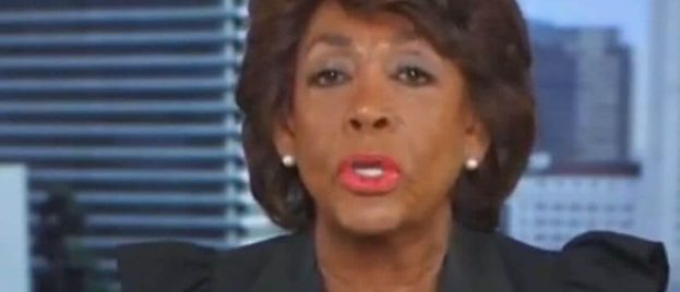 Maxine Waters Stokes Dangerous Conspiracy Theory That May Signal Dem Strategy For November