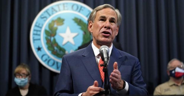 Texas Gov Abbot Says Despite COVID Rates He Will Not Bring Back These Policies