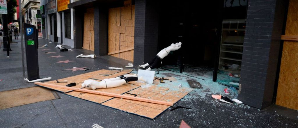 Cali Crazy: County Requires Police To Consider 'Looters Needs' Before Deciding To Arrest