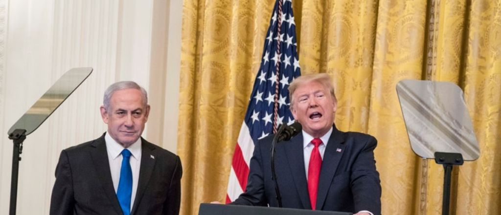 Trump's 'Deal Of The Century' For Israel, Palestinians: A Realistic Plan With Arab States Backing It