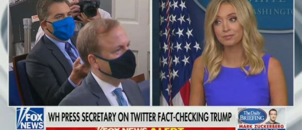 Kayleigh McEnany Makes Fake News Jim Acosta Look Like a Fool on Liberal Media Screw-Ups
