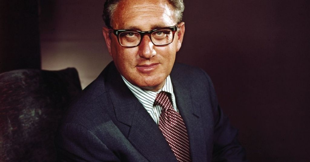 Watch: Kissinger Predicts 'New Cold War' To Be Much Worse Than Last One