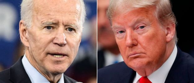 Sleepy Joe Hiding Back In Delaware As Trump Continued His Multi-State Rallies Today