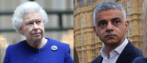 London Mayor Attacks Trump, Queen Elizabeth Fires Back Big Time
