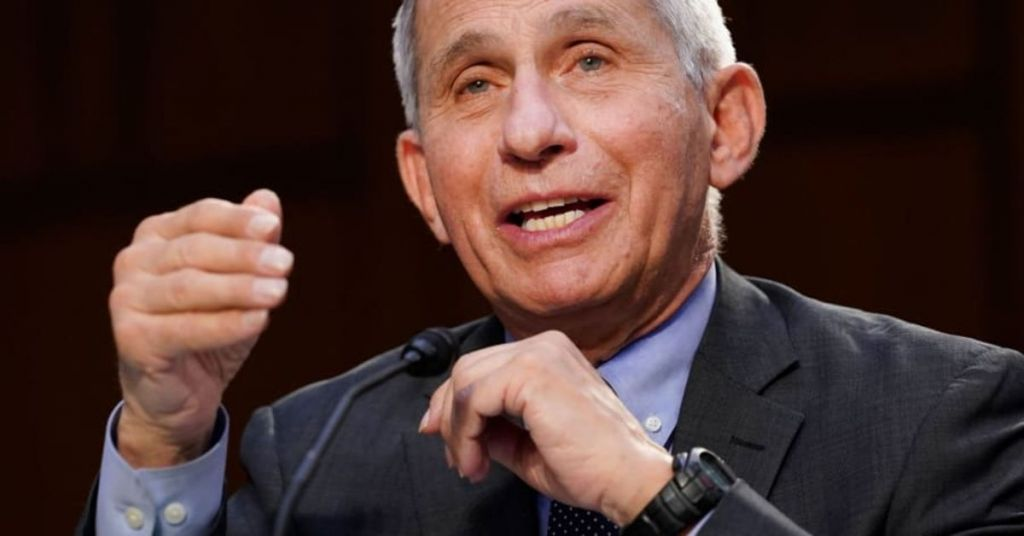 Fauci Refuses To Accept Criticism From Anyone
