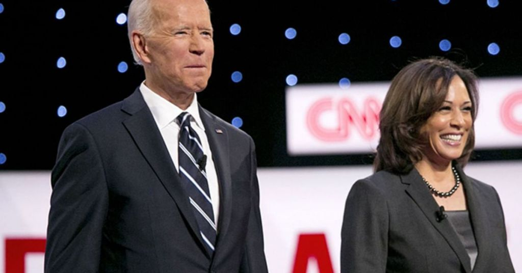 Biden Is Priming America For Kamala's Takeover With This Insane Move