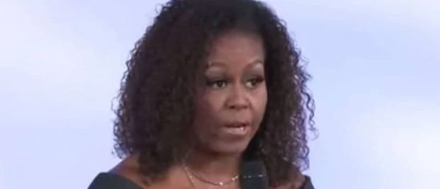 Michelle Obama Breaks Down, Admits That President Trump Has Put Her Into A State Of Depression