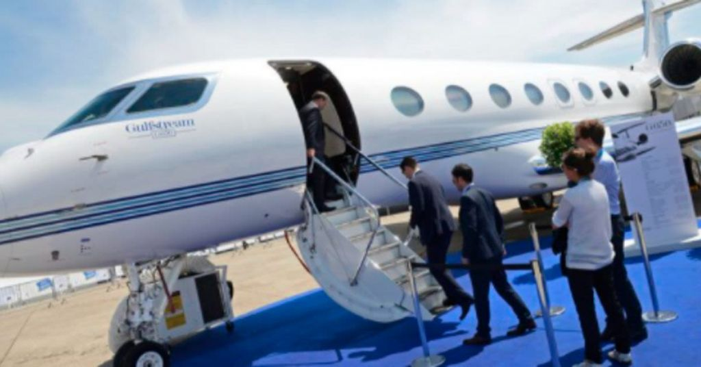 Bill Gates & Friends Fly Private Jets To Talk About Saving Climate