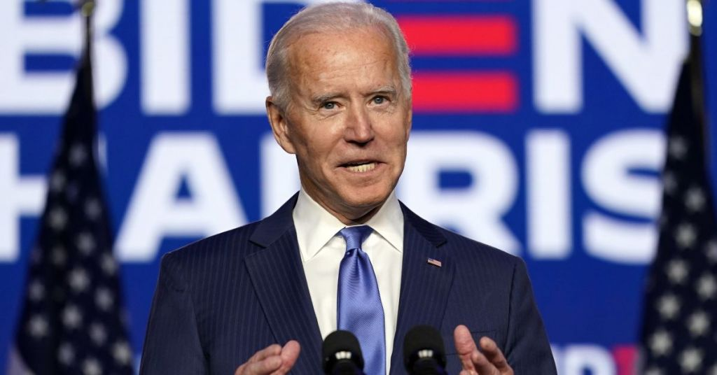 Biden Accepts Presidency As Democrats Continue To 'Sell' Victory As Votes Still Counting