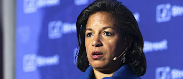 Susan Rice: Lindsey Graham Is a 'Piece of Sh-t'