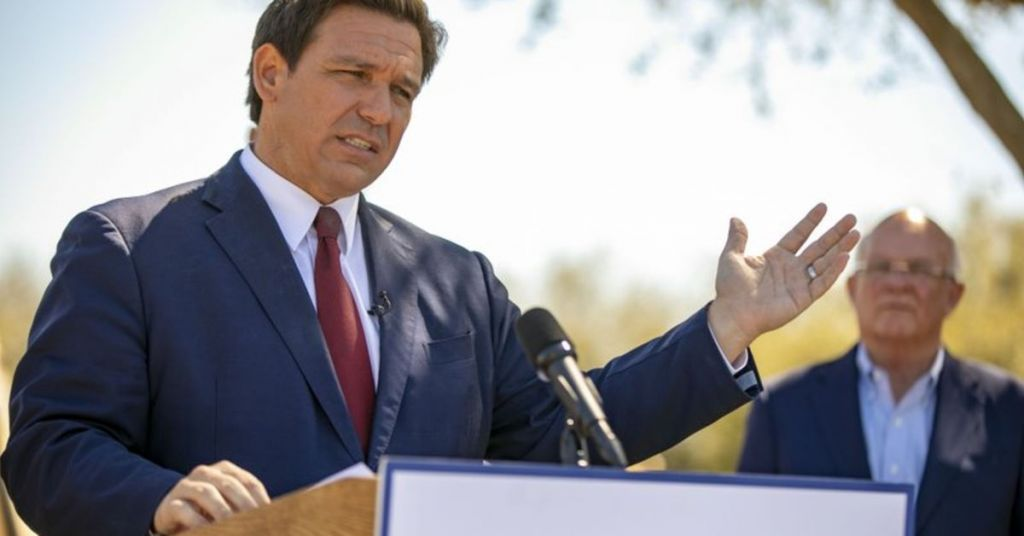 Florida GOP's And Dems Come Together To Protect Their Governor