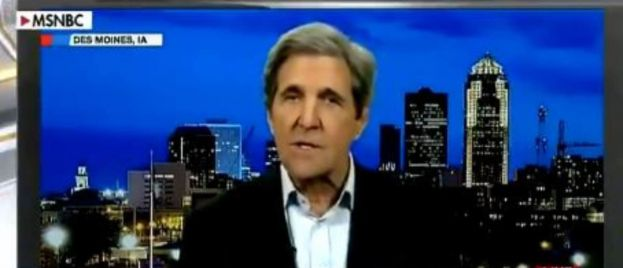 John Kerry Sides with Iran over Trump – Praises Regime for being Restrained and Reserved After Attacks on US Embassy and Rocket Attacks on US Bases (VIDEO)